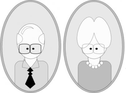 Cliparts oma und opa kostenlos banner freeuse download Leute Mann Grandpa Frau Opa Gramma Celso Cartoon Oma Großmutter ... banner freeuse download