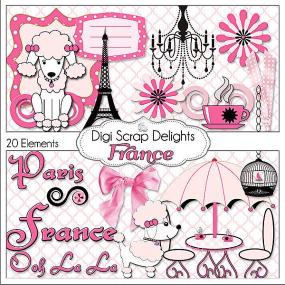 Paris clipart clip art. Cliparts package free download