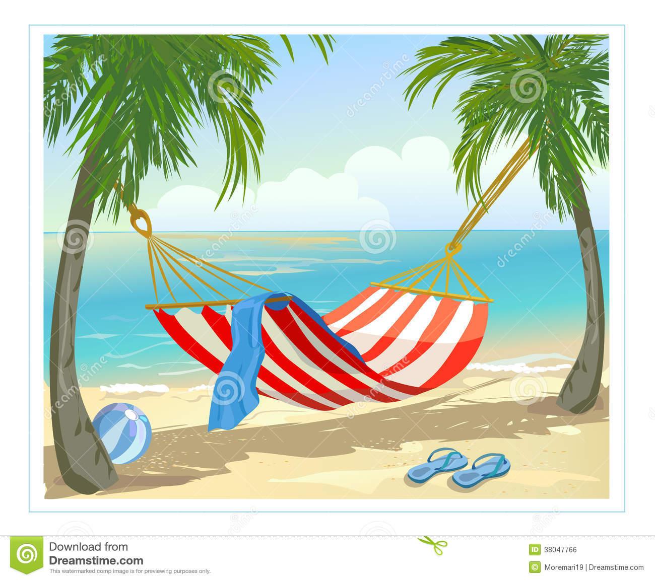Cliparts strand kostenlos. Clipart meer clipartfest palmen