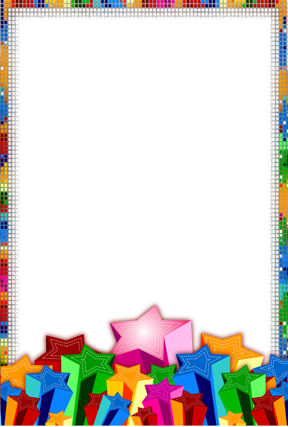 Cliparts super star frame template printable svg royalty free library Stars - Frame Marijja - 4shared | Marcos | Page borders, Frame ... svg royalty free library