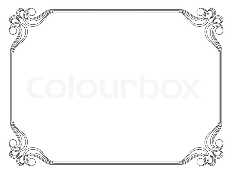 Cliparts und rahmen kostenlos vector transparent Clipart rahmen kostenlos - ClipartFest vector transparent