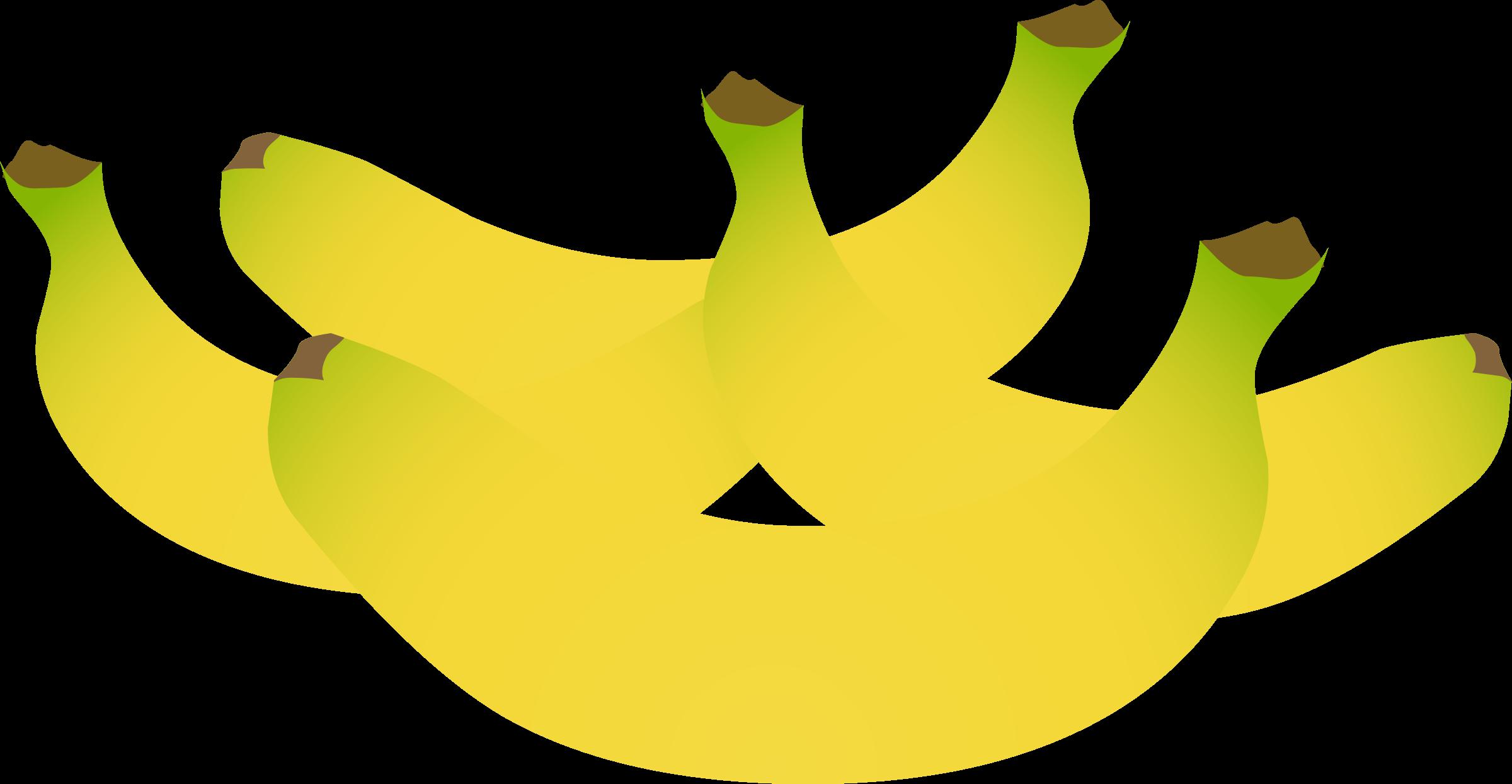 Cliparts zu essen und trinken image freeuse library Clipart - Food Banana image freeuse library