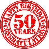 th birthday clip. Cliparts zum 50 geburtstag