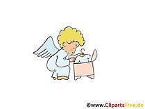 Cliparts zur taufe kostenlos. Bilder cartoons grafiken illustrationen