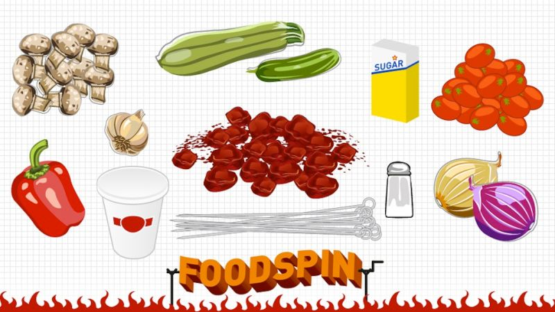 Clipartsteak kabobs mushroom zucchini pepper onion clipart banner free How To Make Kebabs, Because You Like To Stab Things And Play With Fire banner free