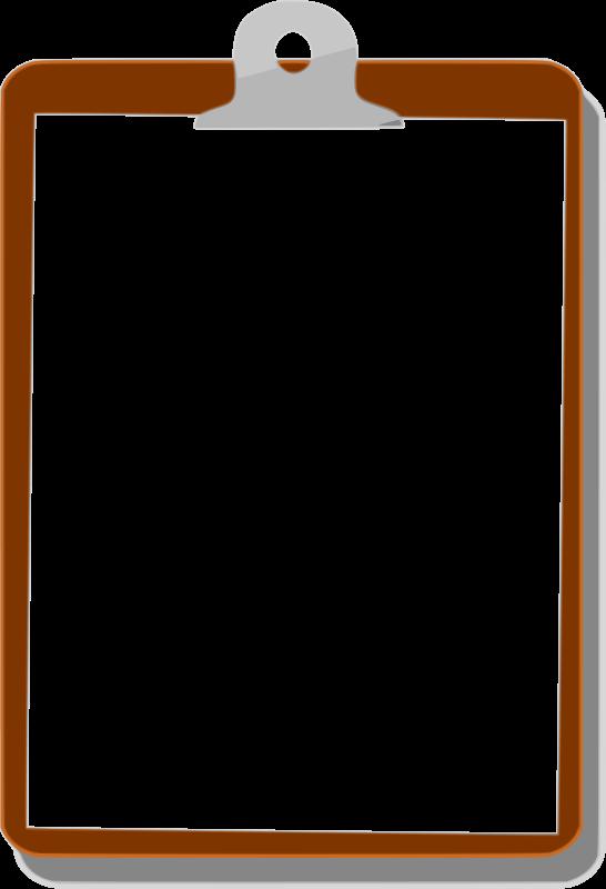 Clipboardboard clipart svg transparent Free Clipart: Clipboard Background | revans2 svg transparent