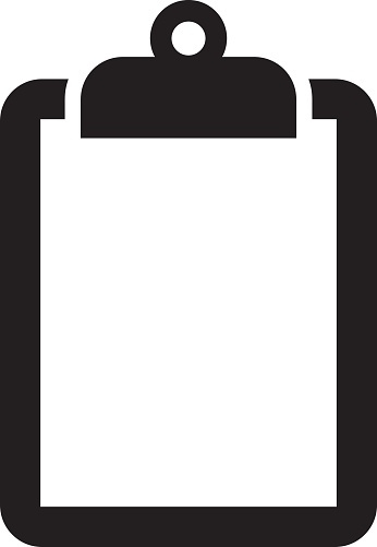 Clipboardboard clipart picture black and white stock Clipboard Clipart Black And White – Clip Art Library in Clipboard ... picture black and white stock
