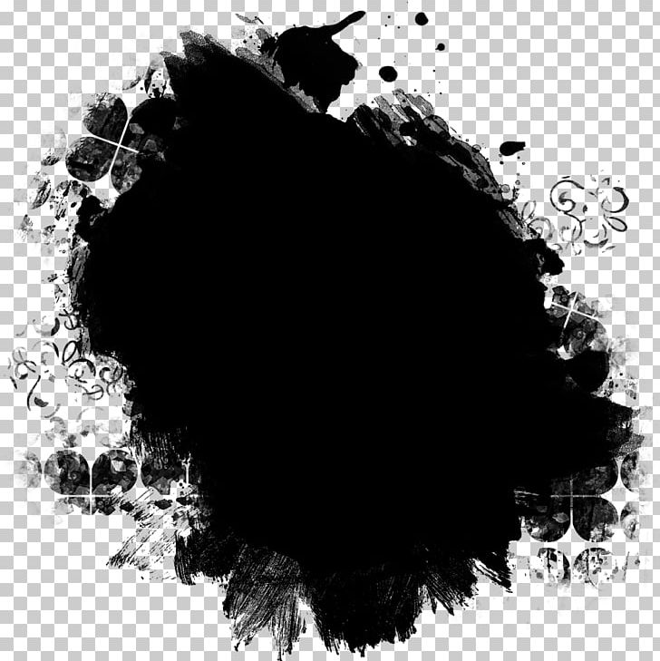 Clipping mask clipart png library Pretty Black Ink Clipping Masks PNG, Clipart, Background Black ... png library