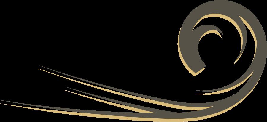 Clker gold glittering spiral star dust trail clipart transparent background clip art royalty free library Free Swirl Clipart - Clip Art Library clip art royalty free library