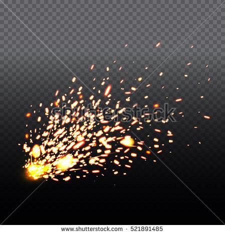 Clker gold glittering spiral star dust trail clipart transparent background clipart transparent library Sparkle clipart fire spark - 141 transparent clip arts, images and ... clipart transparent library
