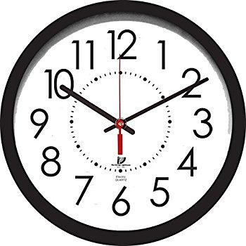 Clock 7 o clock clipart black and white png library download Wall clock clipart black and white 7 » Clipart Station png library download
