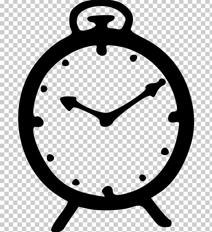 Clock clipart black and white black and white library Alarm Clock Black And White Free Content PNG, Clipart, Alarm Clock ... black and white library