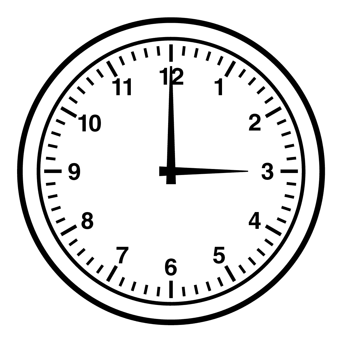 Clock clipart black and white jpg transparent stock 50+ Clock Clipart Black And White | ClipartLook jpg transparent stock