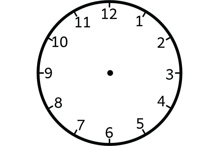 Clock clipart black and white without hands graphic royalty free library alarm clock clipart black and white – asiavacations.co graphic royalty free library