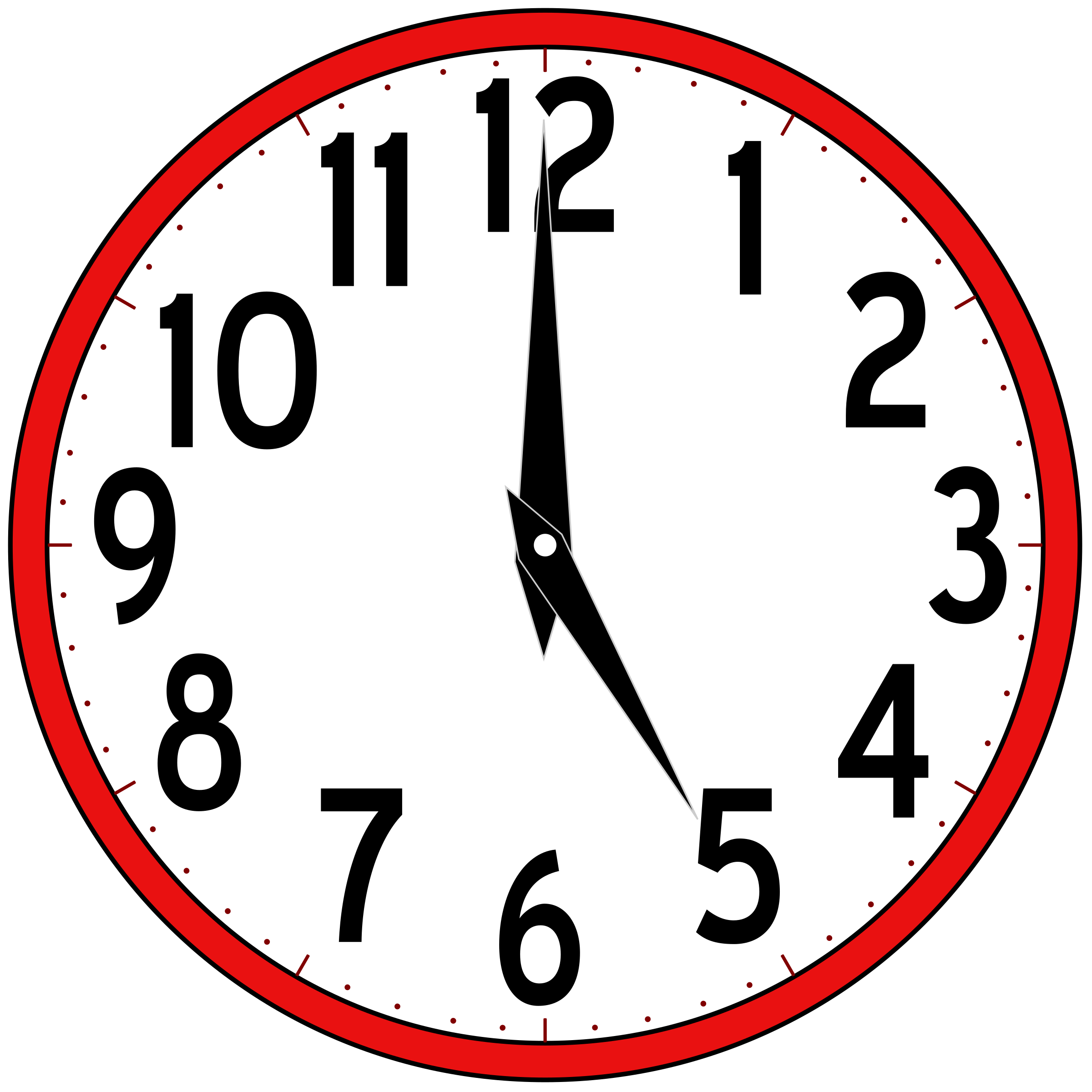 Clock design clipart graphic black and white library Pictures Of Clocks | Free download best Pictures Of Clocks on ... graphic black and white library