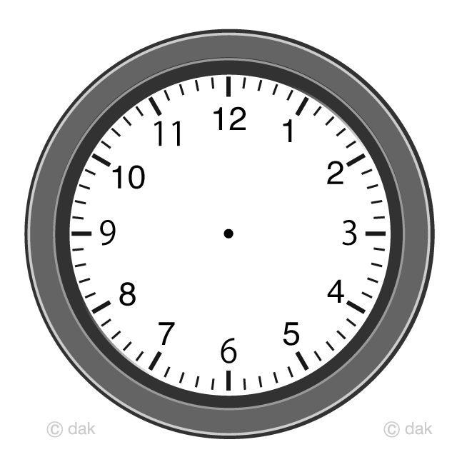 Clock dial clipart graphic freeuse Watch Dial Clipart Free Picture|Illustoon graphic freeuse