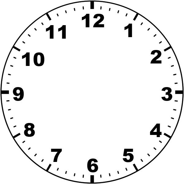 Clock face template clipart image transparent Free Clock Faces, Download Free Clip Art, Free Clip Art on Clipart ... image transparent