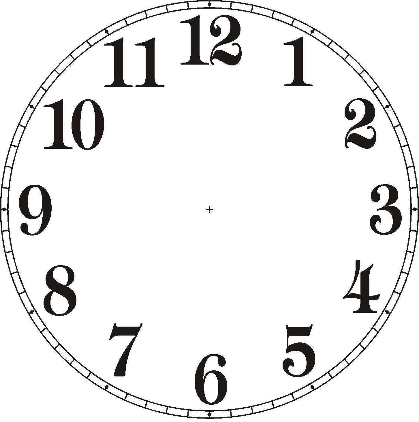 Clock numbers clipart clip freeuse download Images Of A Clock | Free download best Images Of A Clock on ... clip freeuse download