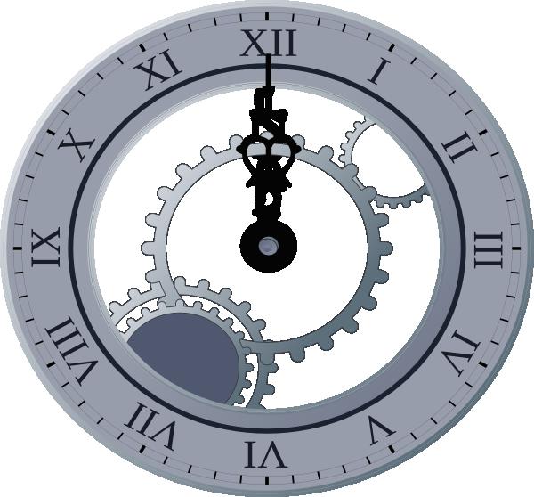 Clock midnight clipart image transparent download Midnight Clock Clip Art at Clker.com - vector clip art online ... image transparent download
