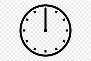 Clock midnight clipart black and white download Midnight clock clipart 1 » Clipart Portal black and white download