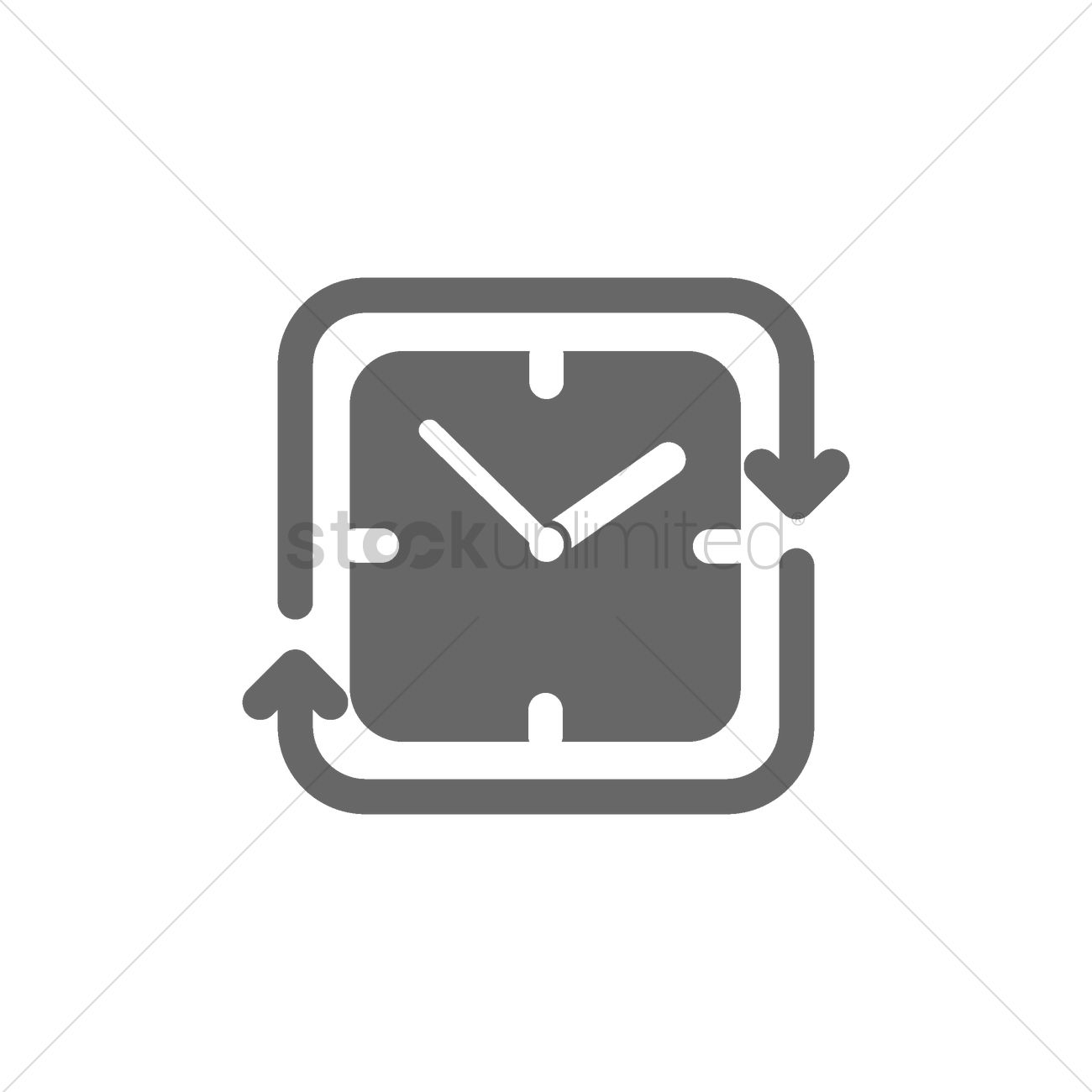 Clock with arrow clipart jpg royalty free stock Clock with arrow Vector Image - 2002536   StockUnlimited jpg royalty free stock