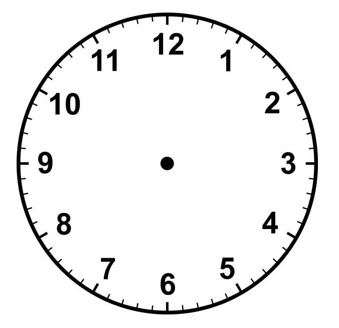 Clock with no hands clipart svg transparent Clock Clipart No Hands - clipartsgram.com svg transparent