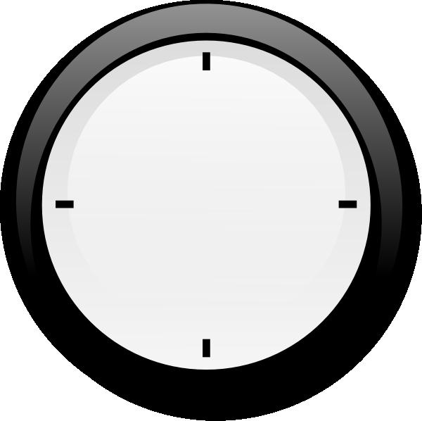 Clock with no hands clipart png freeuse No Hands Modern Clock Clip Art at Clker.com - vector clip art ... png freeuse