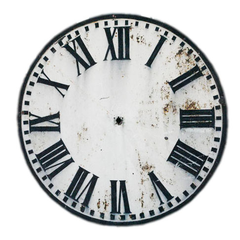 Clock with no hands clipart library No Hands Clipart - Clipart Kid library