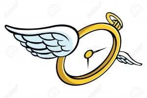 Clock with wings clipart jpg freeuse Clock with wings clipart 1 » Clipart Portal jpg freeuse