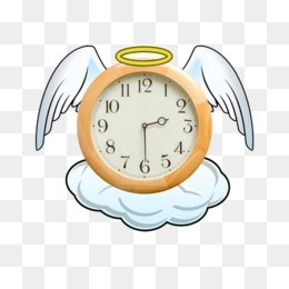 Clock with wings clipart jpg free stock Clock with wings clipart 8 » Clipart Portal jpg free stock
