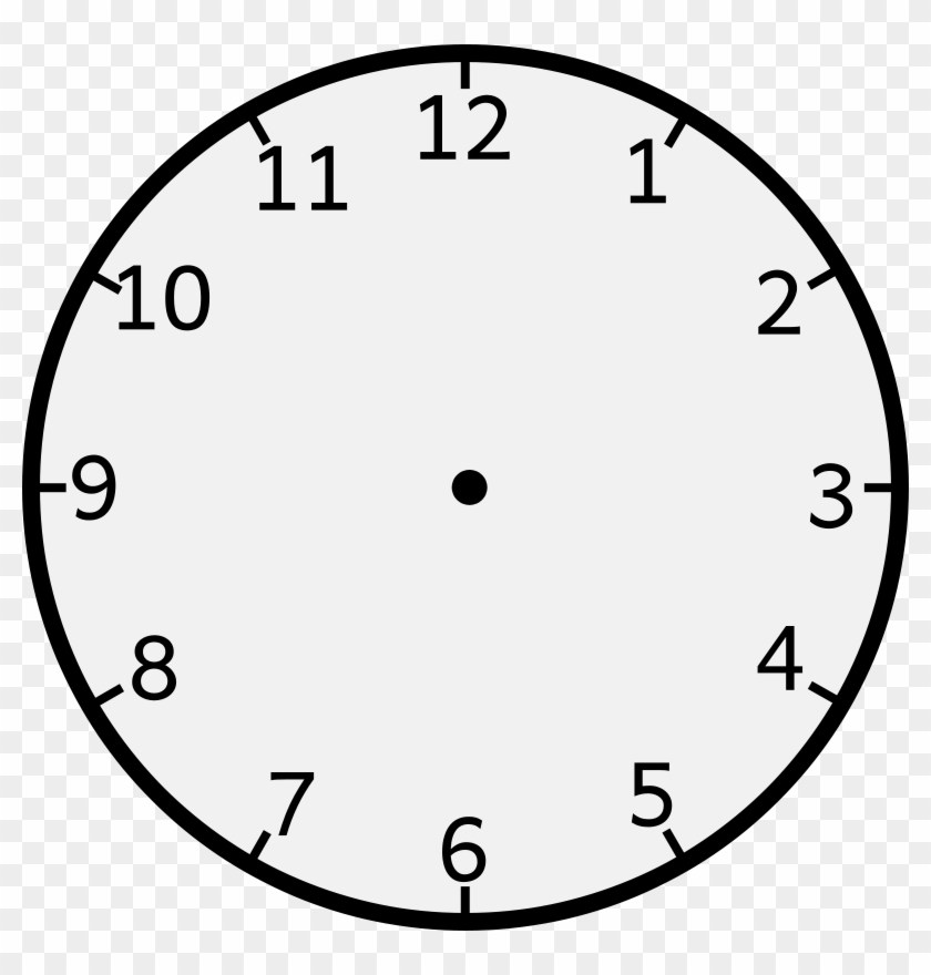 Clock without hands clipart black and white free library Clock without hands clipart black and white 3 » Clipart Portal free library