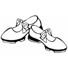 Clogging shoes clipart vector royalty free stock Clogging Dance Cliparts - Cliparts Zone vector royalty free stock