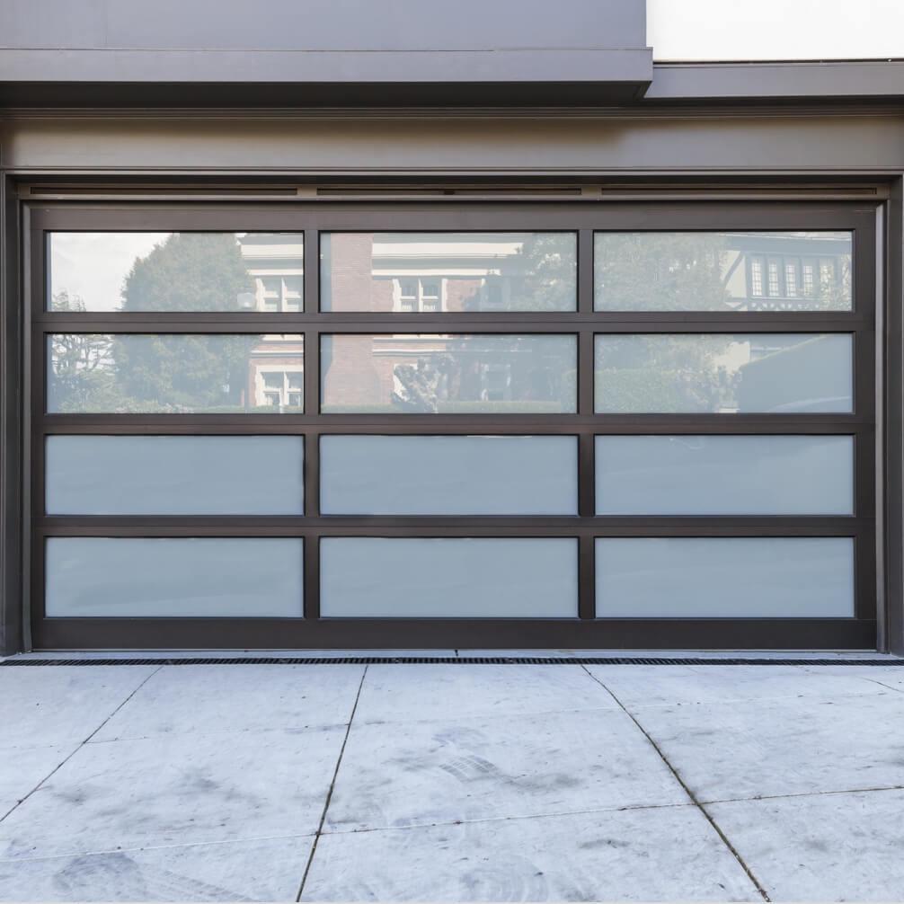 Clopay clipart banner free download Garage Doors ~ Aluminum Glass Garage Doors Prices Modern Designs How ... banner free download
