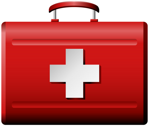 Closed black medical bag with red cross clipart free download Red,Medical bag,Bag,First aid kit,Material property,Symbol,Suitcase ... free download
