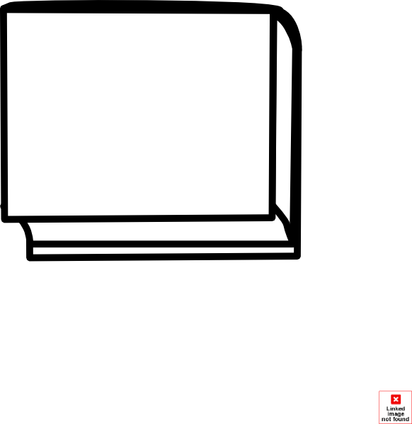 Closed book clipart image free library White Closed Book Clip Art at Clker.com - vector clip art online ... image free library