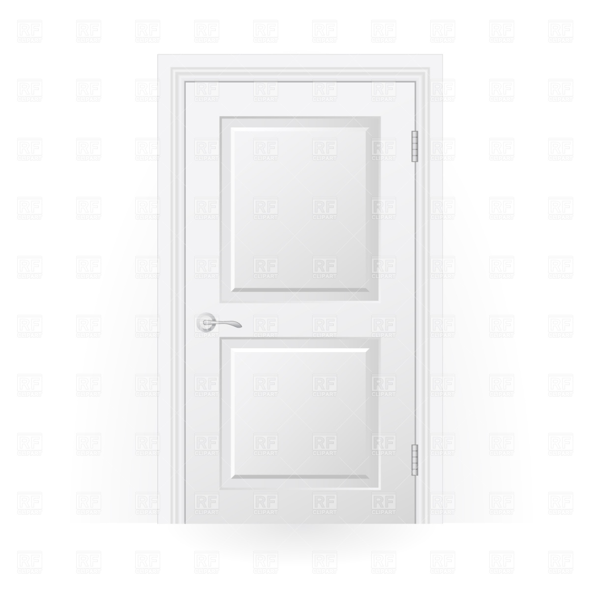 Closed double door clipart image stock Closed Doors Clipart Awesome Ideas 19625 Doors - hyunky.com image stock