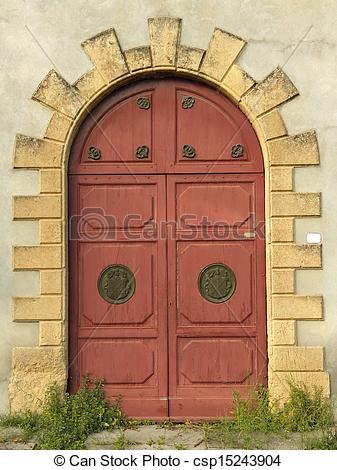 Closed double door clipart jpg library download Wooden double door clipart - ClipartFest jpg library download