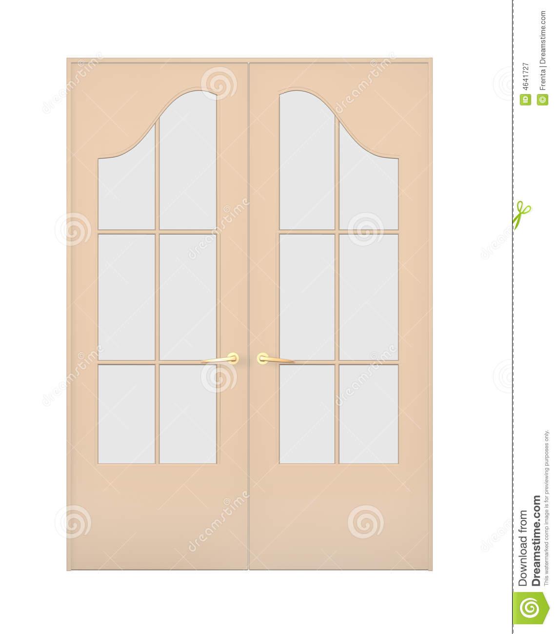 Closed double door clipart clip art library Closed Double Door Clipart Inspiration 22109 Doors - hyunky.com clip art library