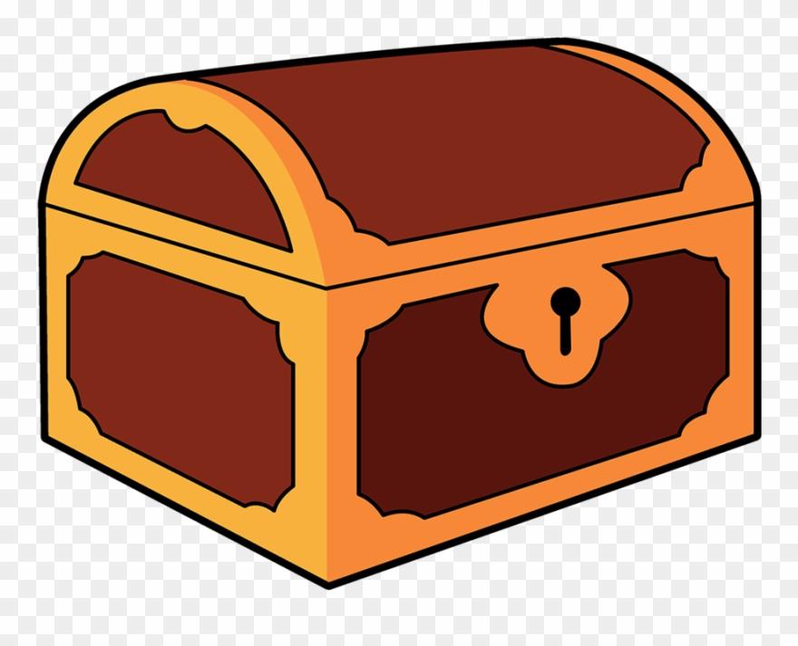 Closed treasure chest clipart picture black and white Cute Chess Cliparts - Closed Treasure Chest Clipart - Png Download ... picture black and white