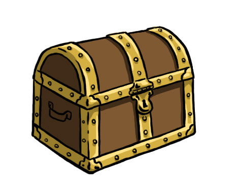 Closed treasure chest clipart svg Treasure chest clipart china cps 2 - Cliparting.com svg
