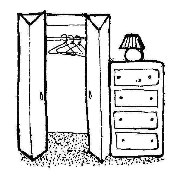 Closet clipart black and white image transparent stock Closet Clipart Black And White – Ppi Blog inside Closet Clipart ... image transparent stock