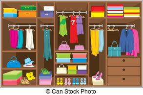 Closet clipart free
