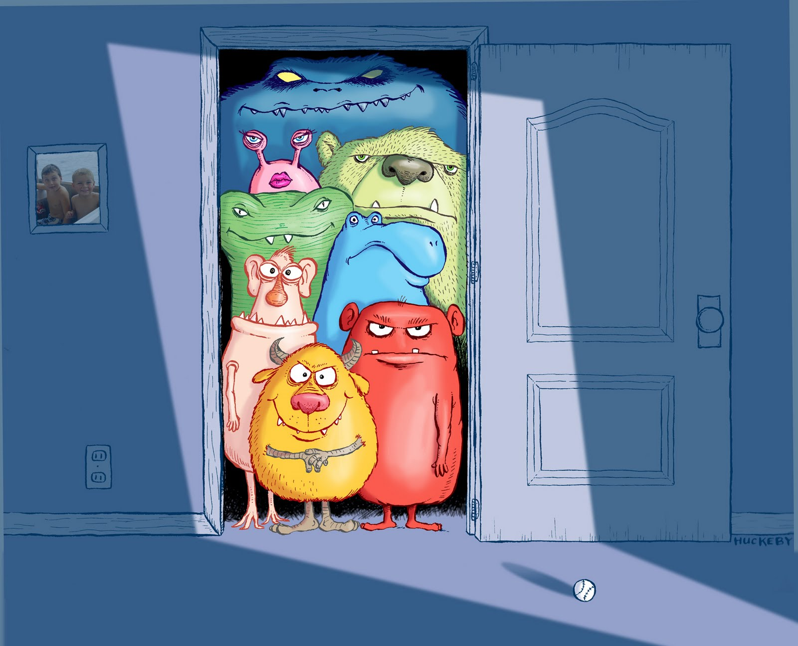Closet filled with food clipart banner royalty free library Monster in closet clipart - ClipartFest banner royalty free library