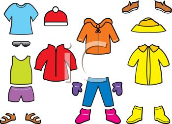 Free clothing clipart. Clothes clip art panda