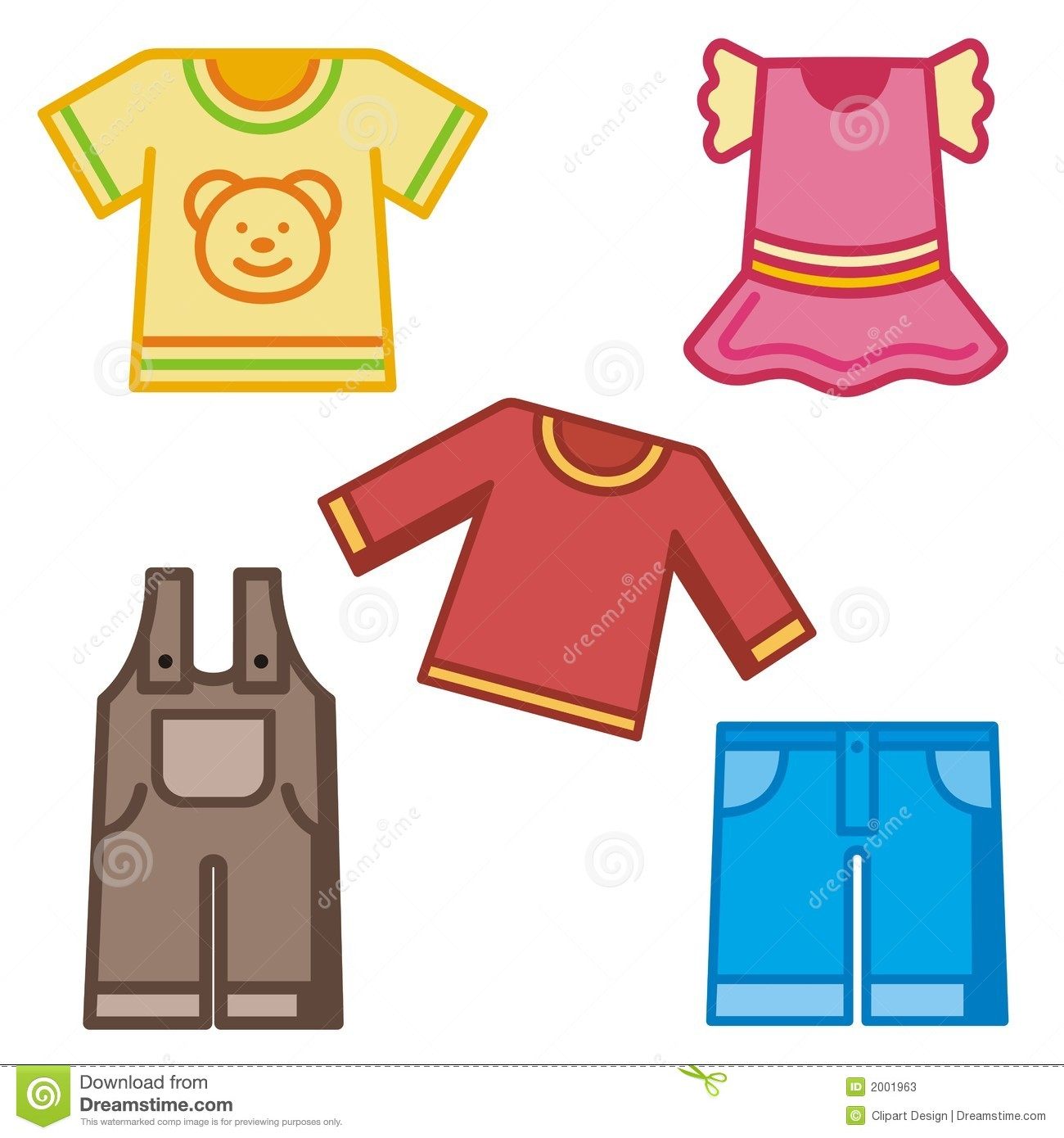 Fall clothes clipart clipart royalty free library Best Clothes Clipart #17447 - Clipartion.com clipart royalty free library