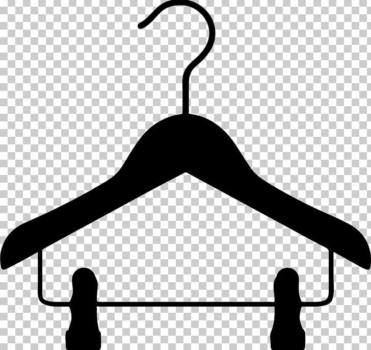 Clothes on a hanger clipart black and white free clip free Clothes Hanger Clothing PNG, Clipart, Art Hanger, Black And White ... clip free