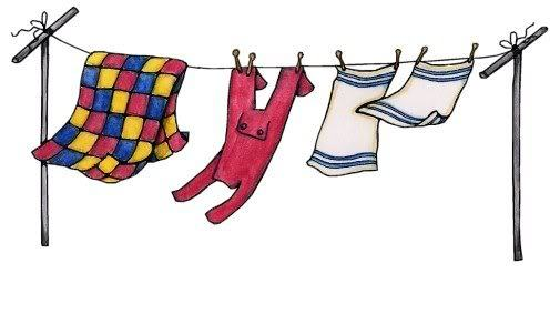 Clothes on clothesline clipart jpg download Clothes on clothesline clipart » Clipart Portal jpg download