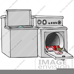 Clothesdryer clipart clip free stock Clipart Clothes Dryer | Free Images at Clker.com - vector clip art ... clip free stock