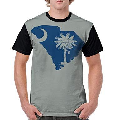 Clothing items shirt clipart jpg free library Amazon.com: TX TX 2X Mans 100% Polyester Tshirts/Carolina Clipart ... jpg free library