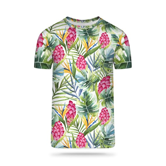 Clothing items shirt clipart image freeuse library Tropical All Over Print Hawaii Clipart Tumblr Clothing Aloha Clipart ... image freeuse library